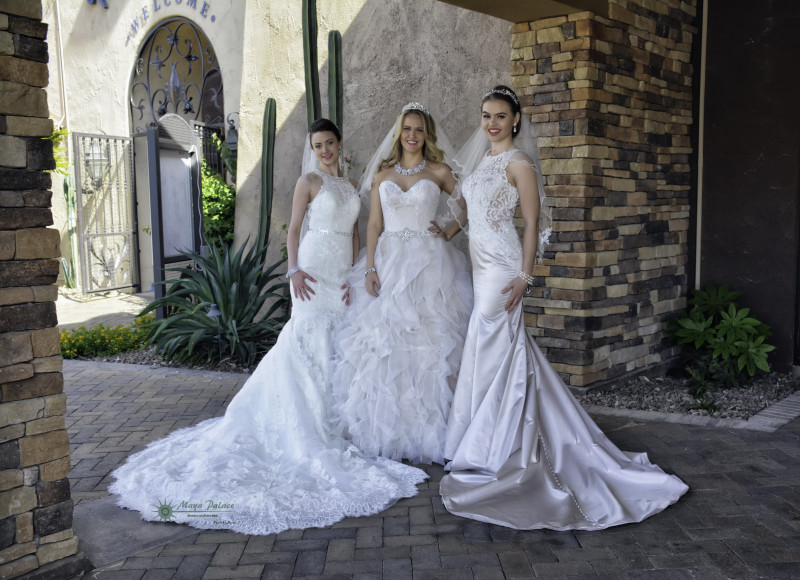 Maya Palace | Wedding Dresses and Women's Boutique in Tucson