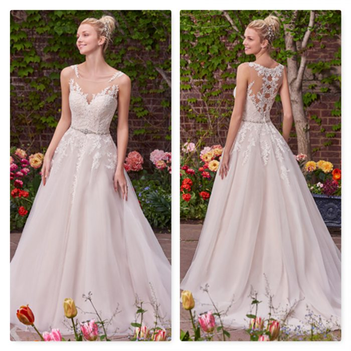 Tucson Wedding Dresses | Maya Palace